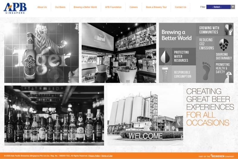 apb singapore best website design