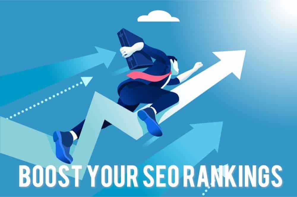 boost seo using link building