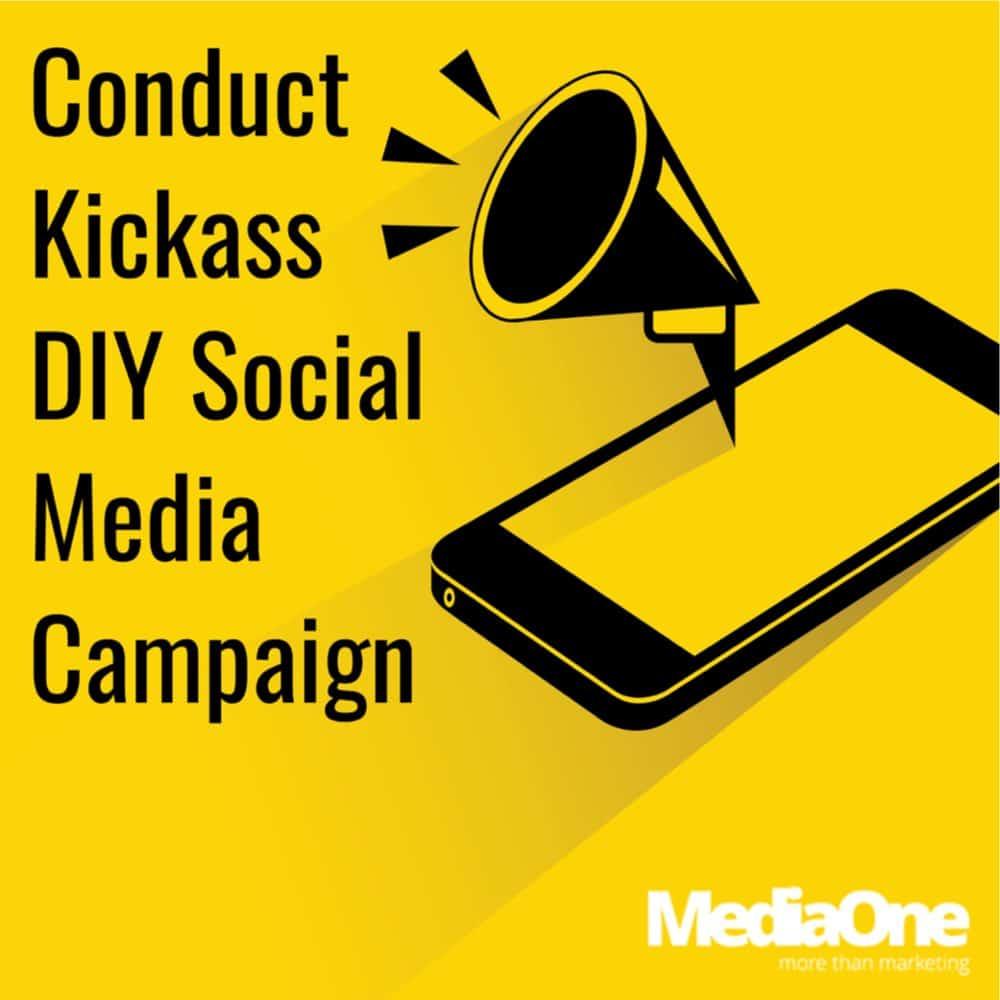 conducting diy social media campaign singapore