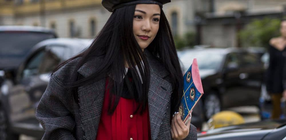 fashion blogger yayo cao