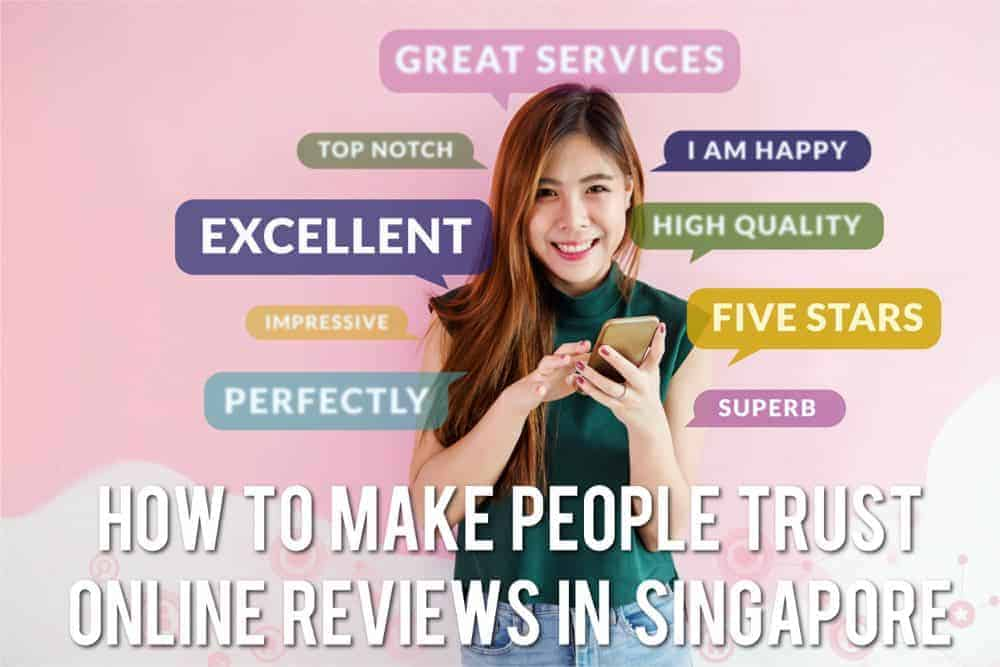 make people trust your online reviews