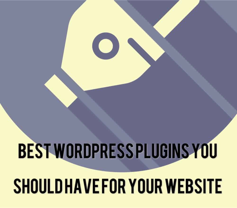 wordpress plugins recomendations