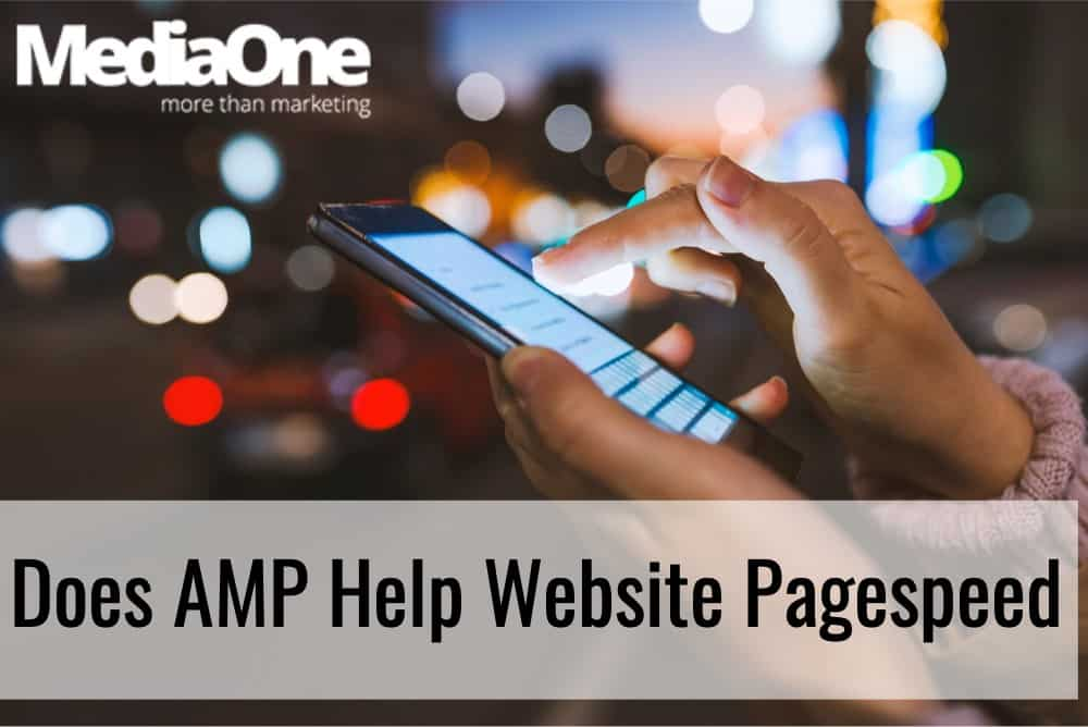 Does AMP Help Website Pagespeed in Singapore
