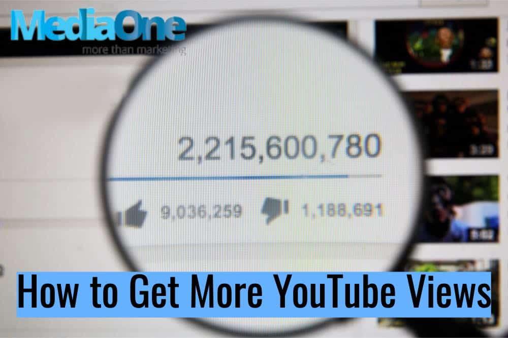 generating more youtube views singapore