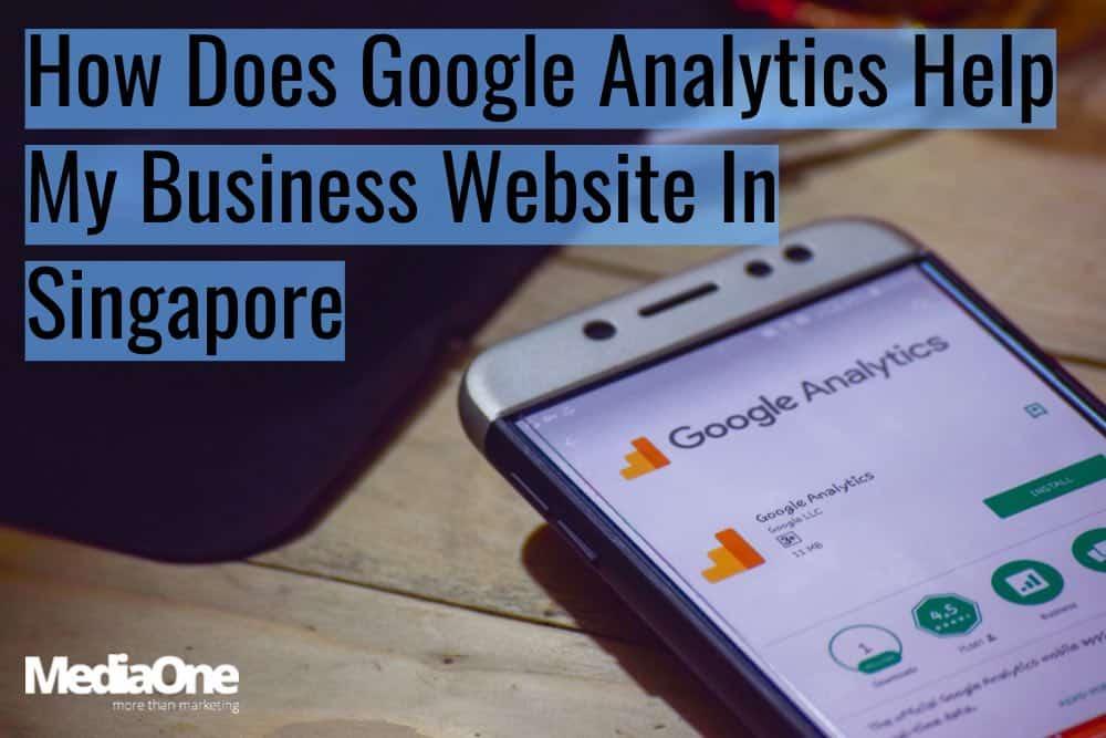 google analytics for singapore