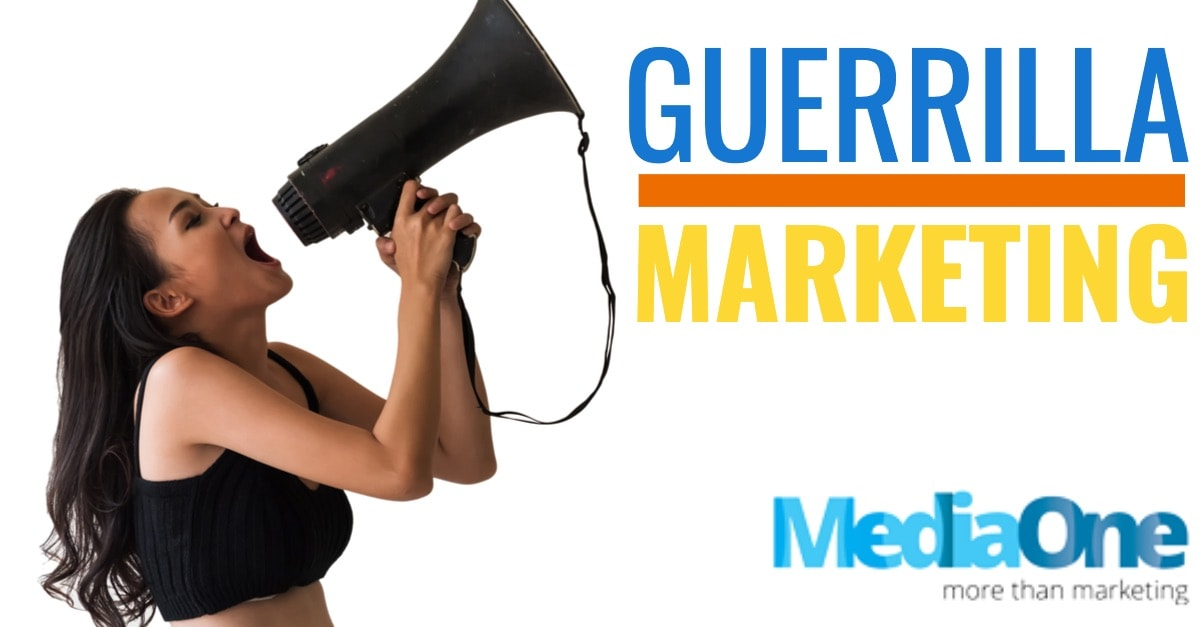 how to conduct guerrilla marketing