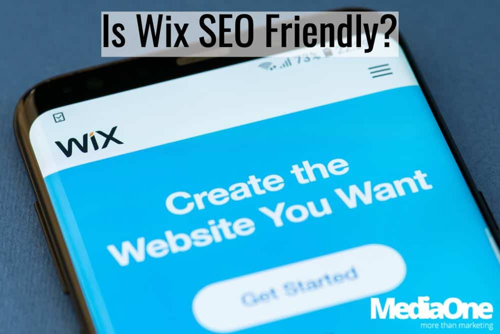 is wix seo friendly singapore