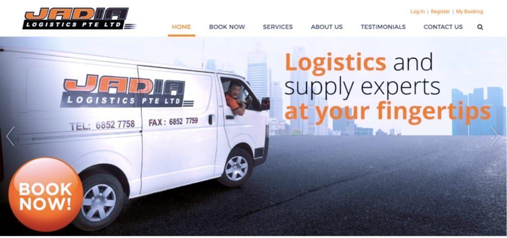 logistics e-commerce singapore