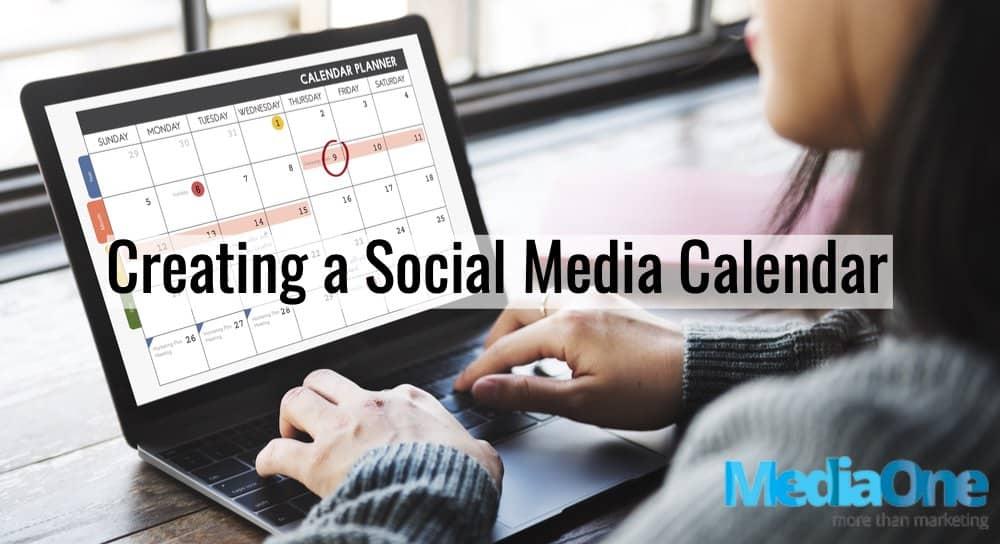 social media calendar singapore