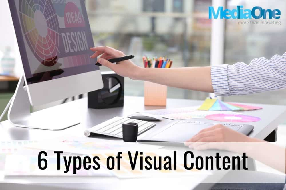visual content to get more website engagement