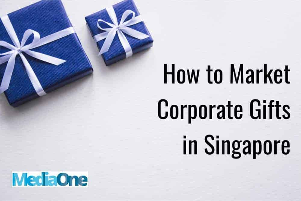 ways to market corporate gifts