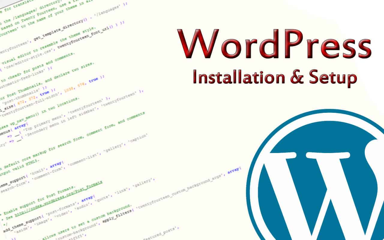 How to Install WordPress On My Website