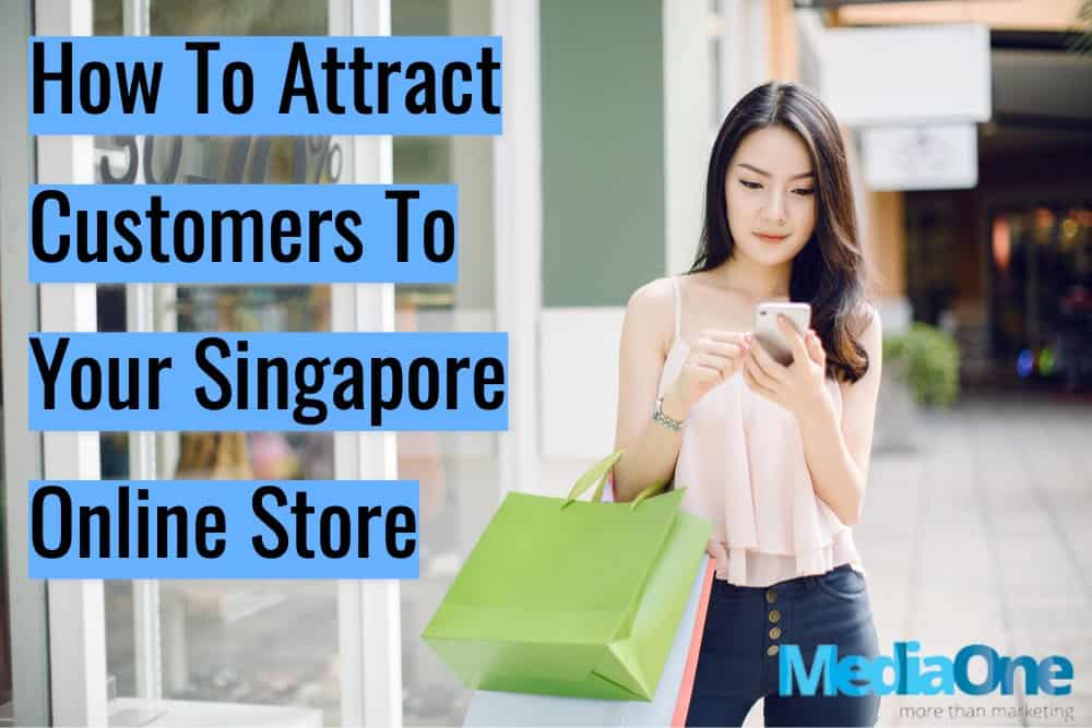 get more vistors to singapore online store