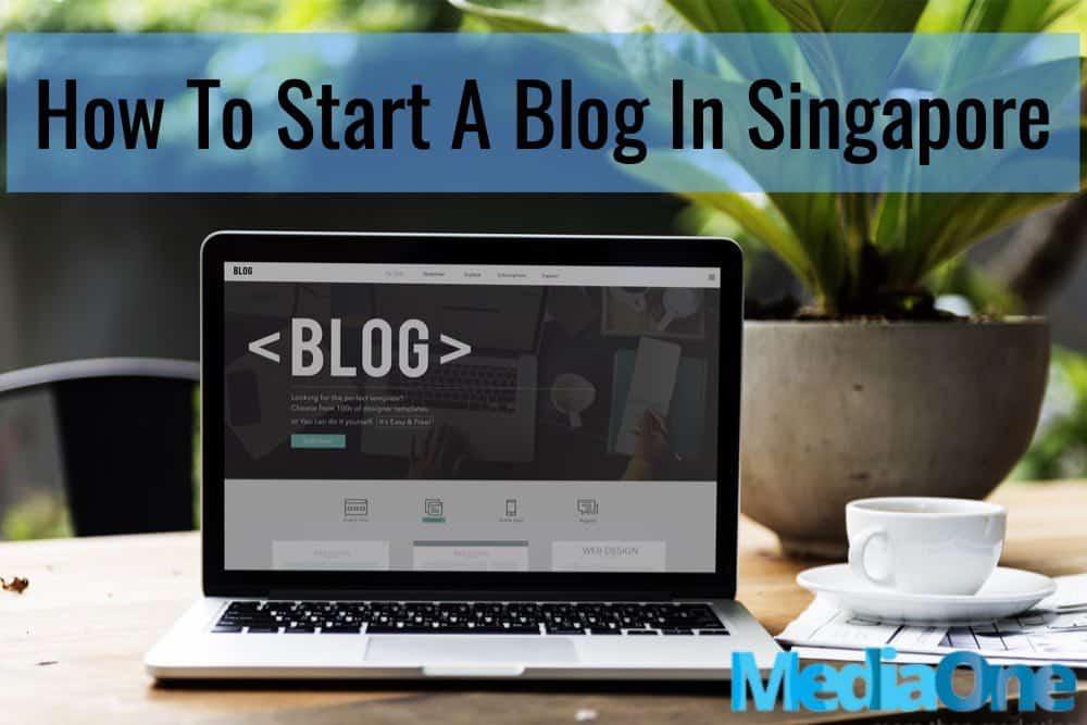 start blog for website in singapore