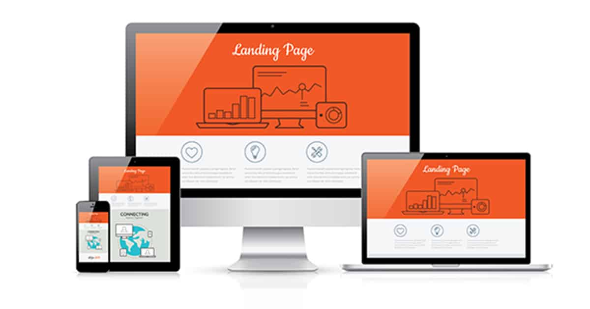 designing a great landing page in Singapore
