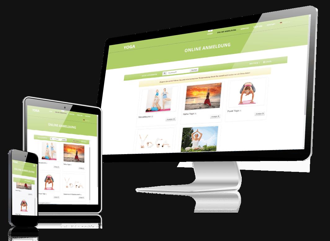 live demo homepage