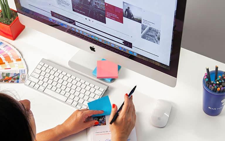 website design in Singapore freelance