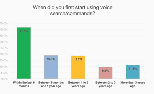voice search queries statistics