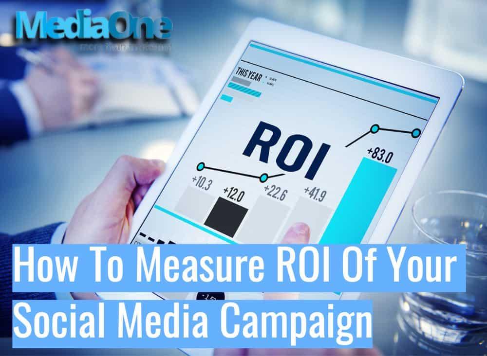 ROI for Singapore social media campaign
