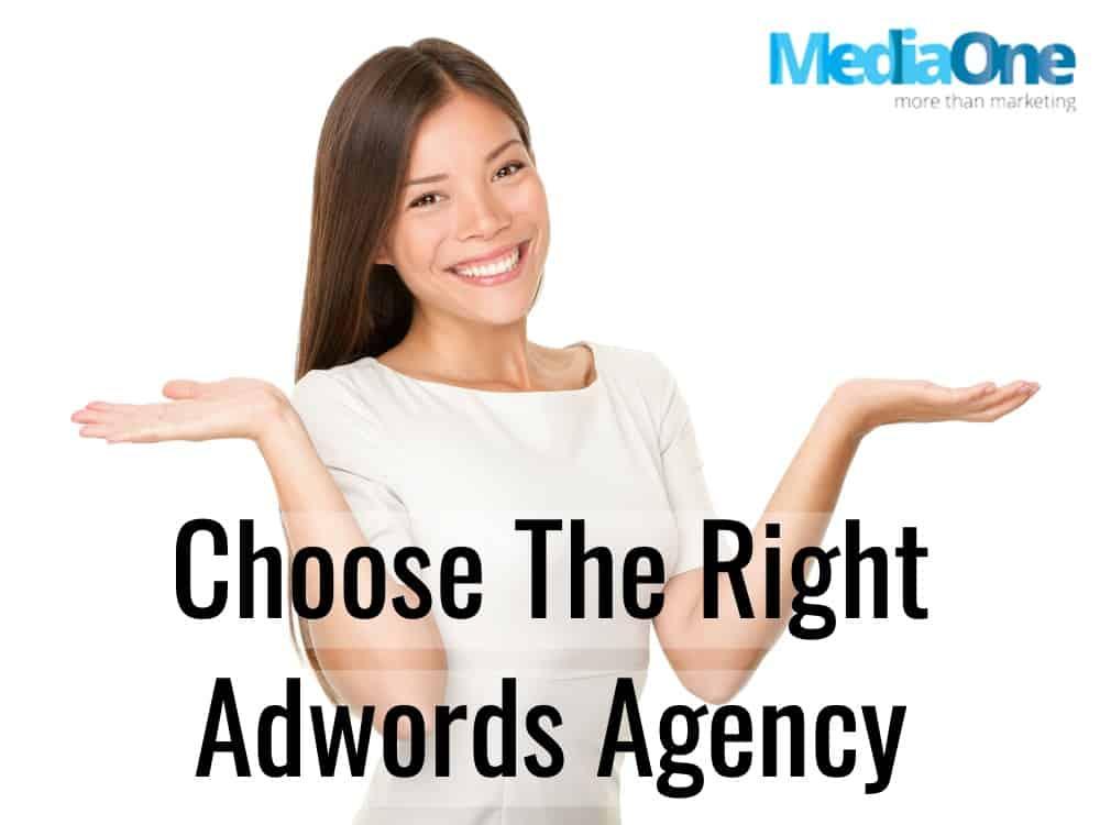 choose google adwords sem agency singapore