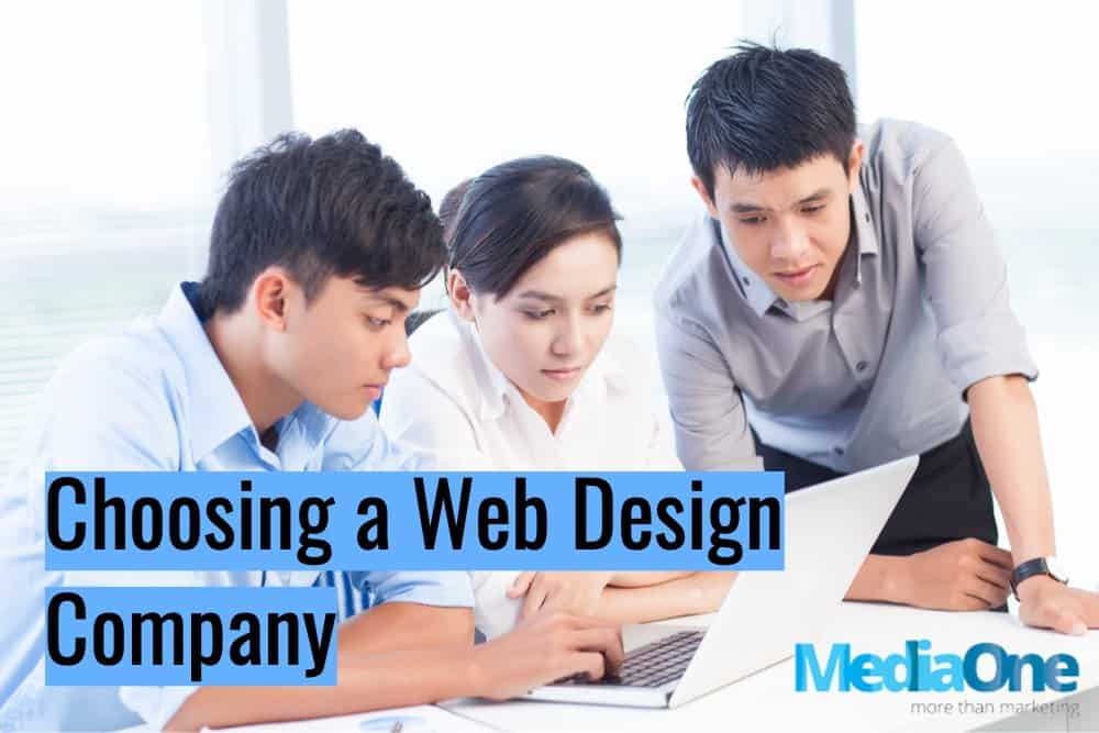 choosing web development company singapore