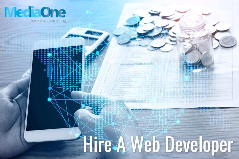 cost of hiring web developer singapore