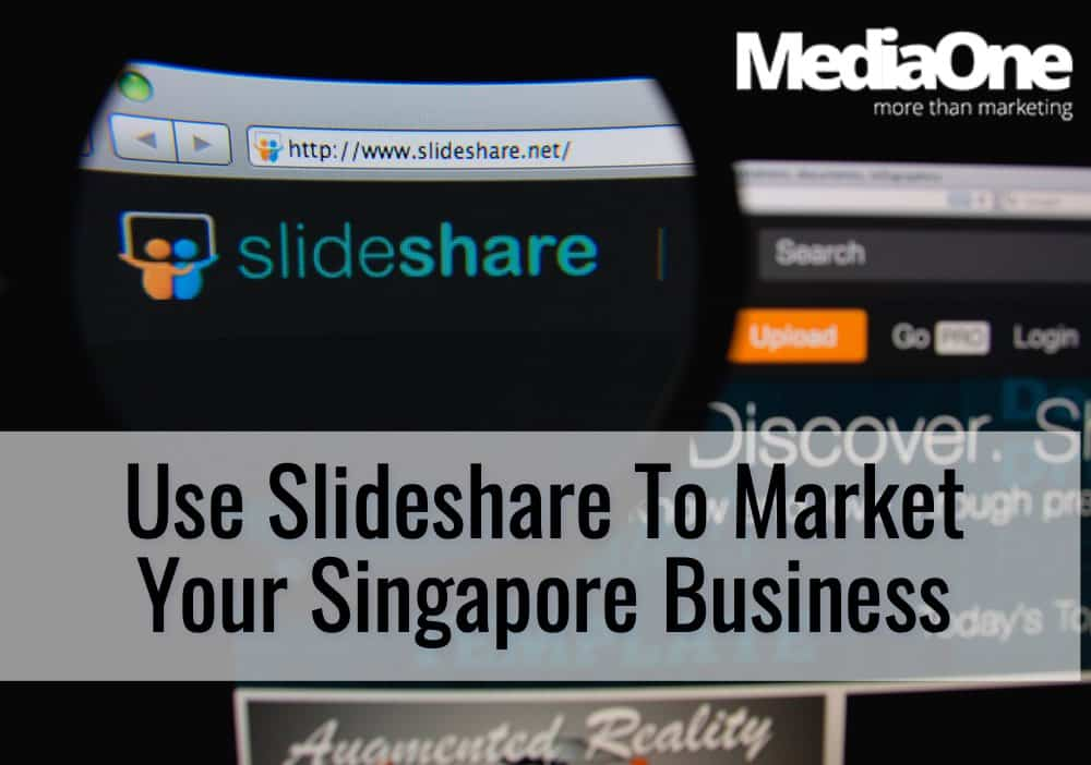 slideshare to promote singapore business online