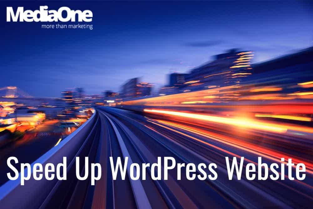 speed up wordpress website singapore