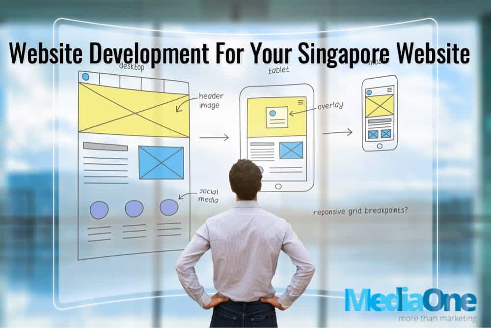 website development for singapore