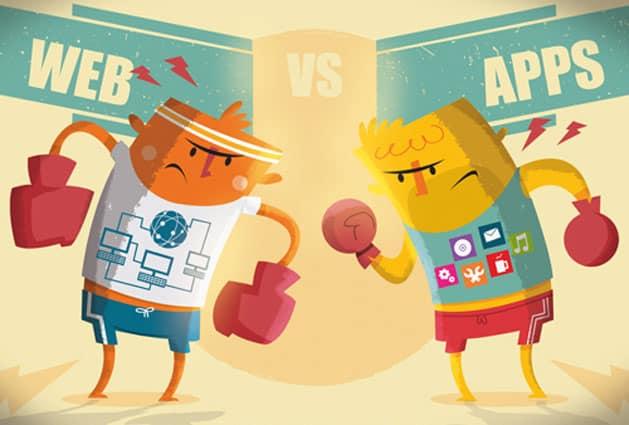 website vs. web application