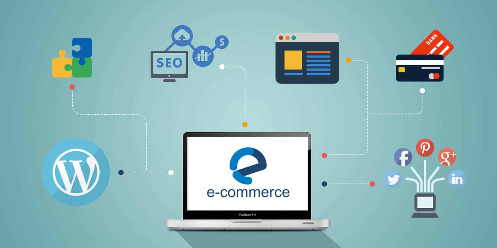 managing an e-commerce website
