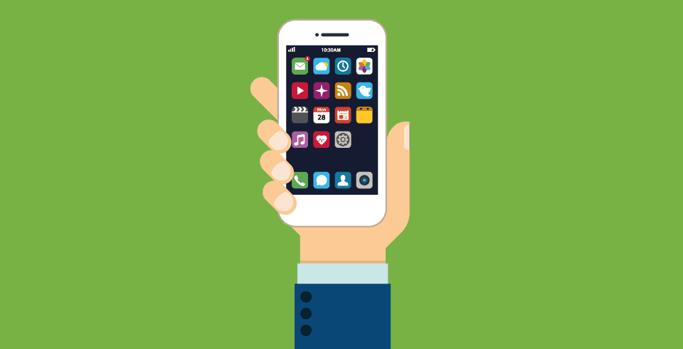 how to optimise the UI of your business mobile app