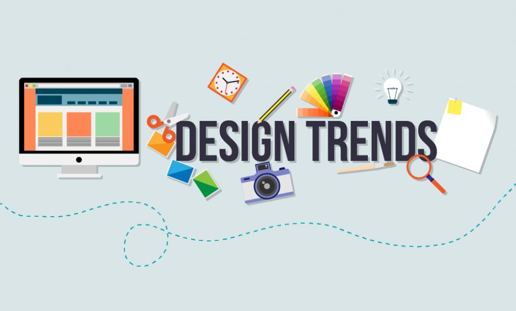 newspaper website design trend