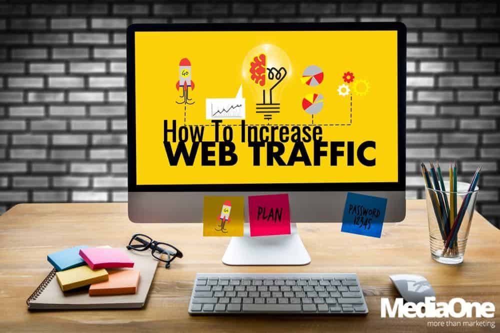 how to increase website traffic singapore