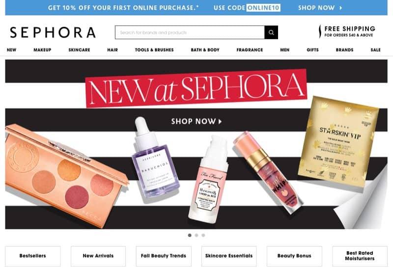 online cosmetics store singapore