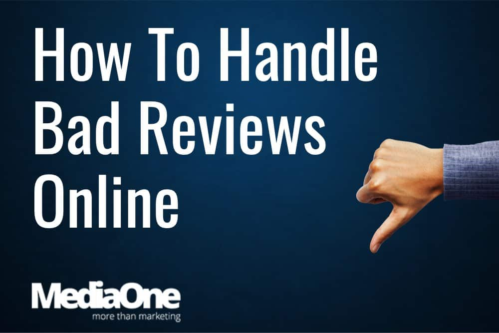 tips on how to handle bad online reviews singapore