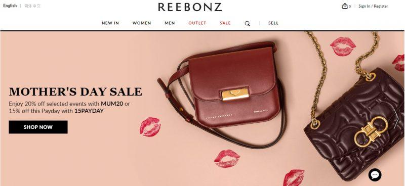 Reebonz online shopping