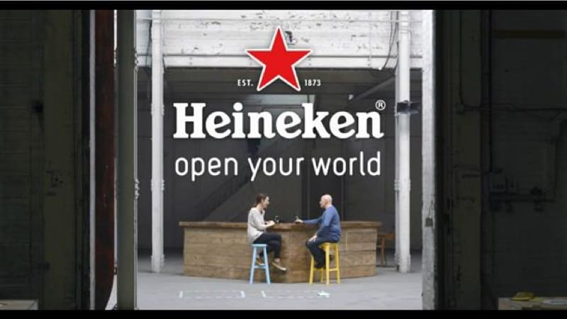 heineken digital marketing strategy