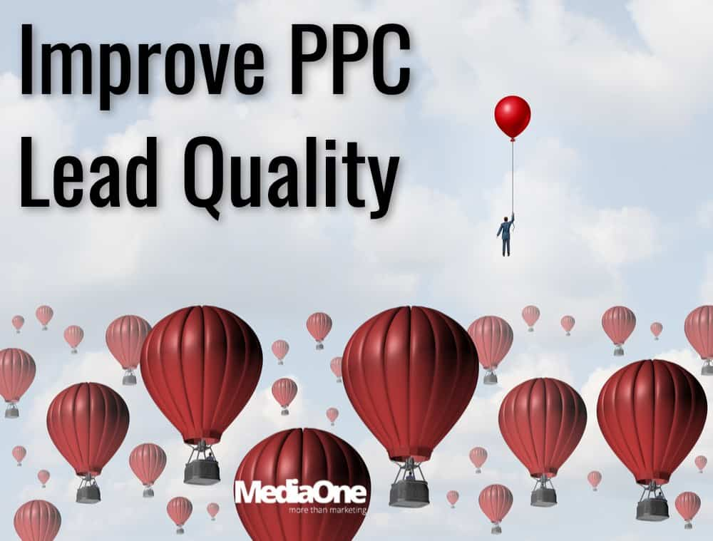 improve ppc lead quality singapore