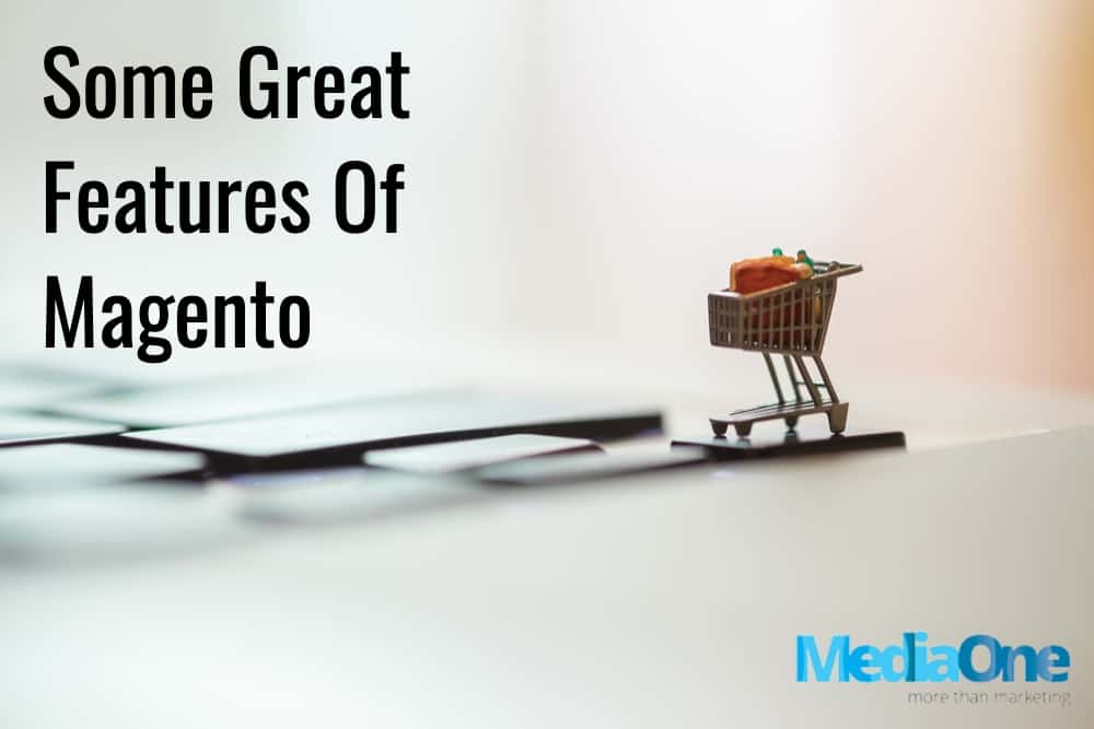 magento features for ecommerce