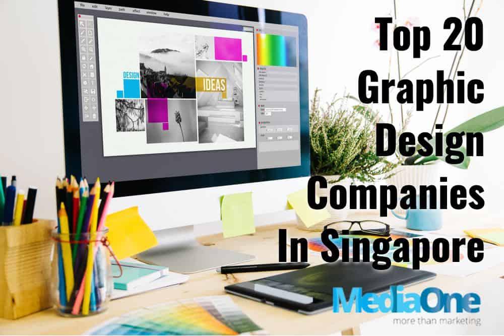 Top 20 Graphic Design Companies In Singapore