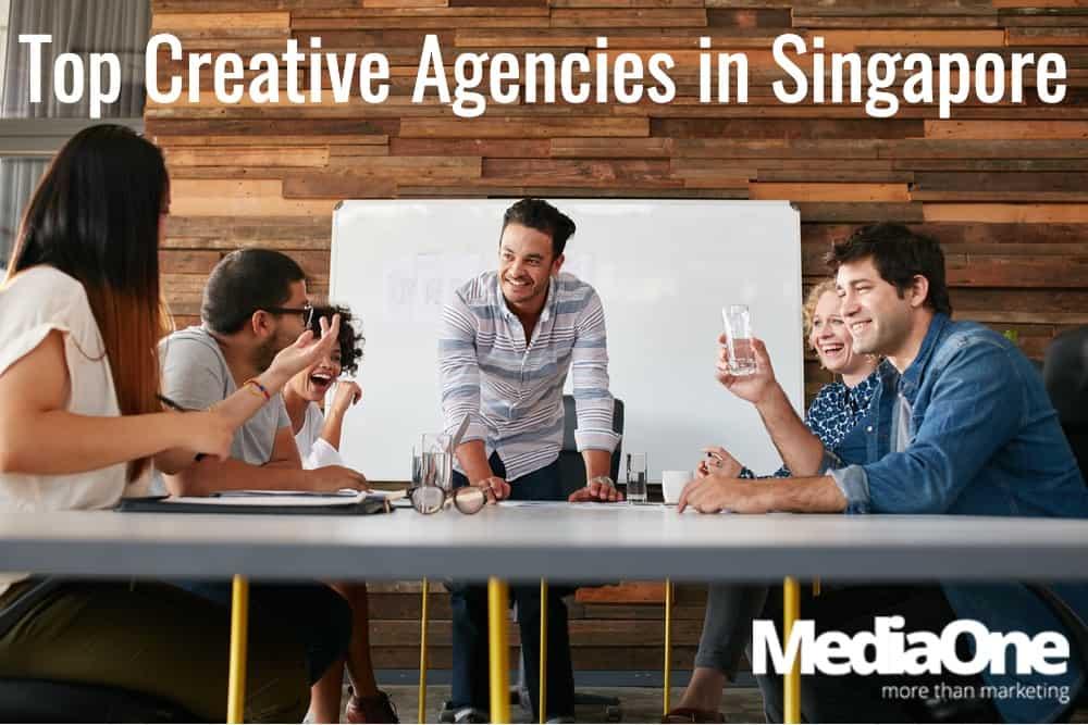 creative agencies in Singapore