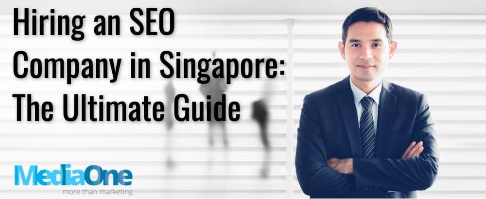 choose the right seo firm in singapore