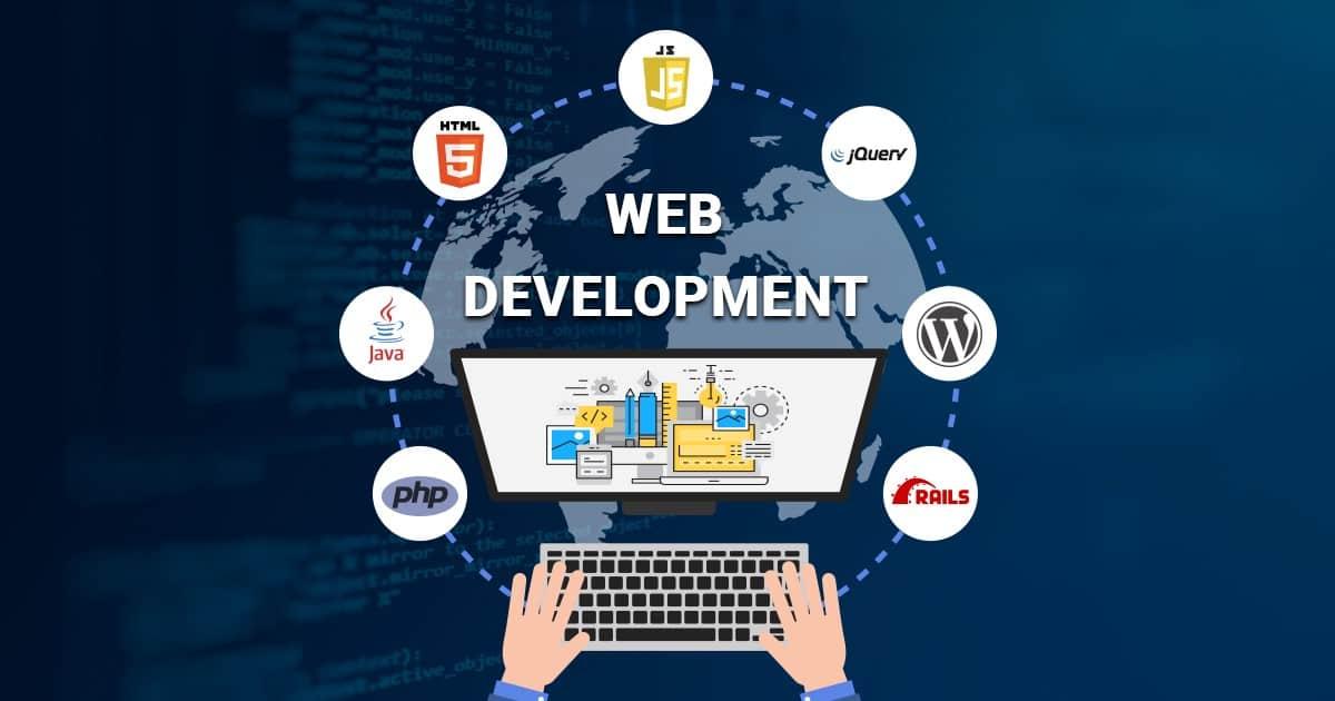 web development project scope