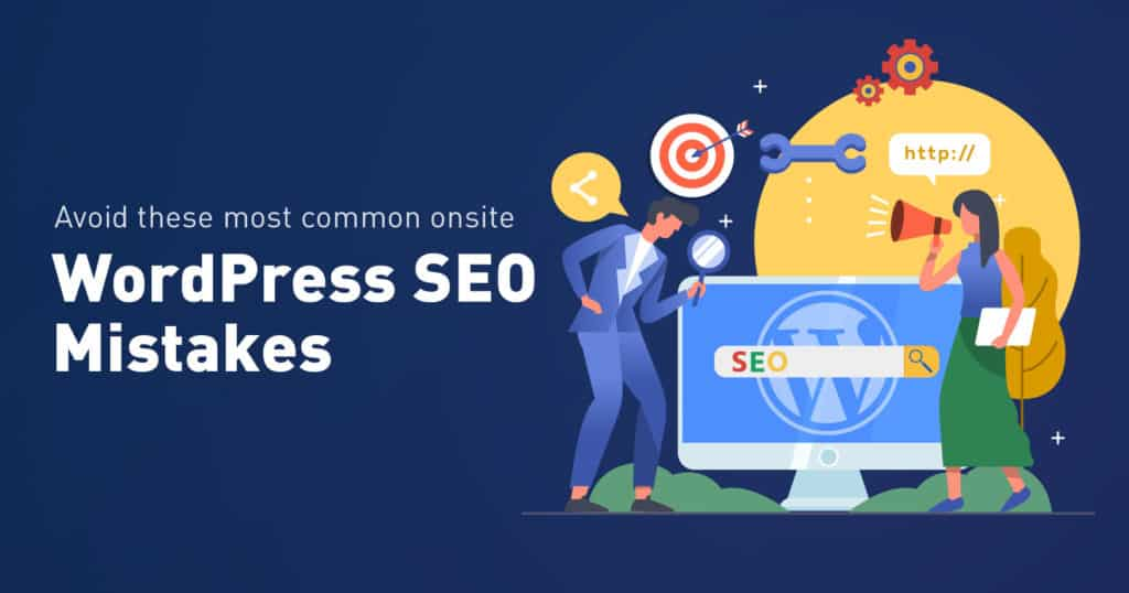 WordPress SEO Mistakes in Singapore