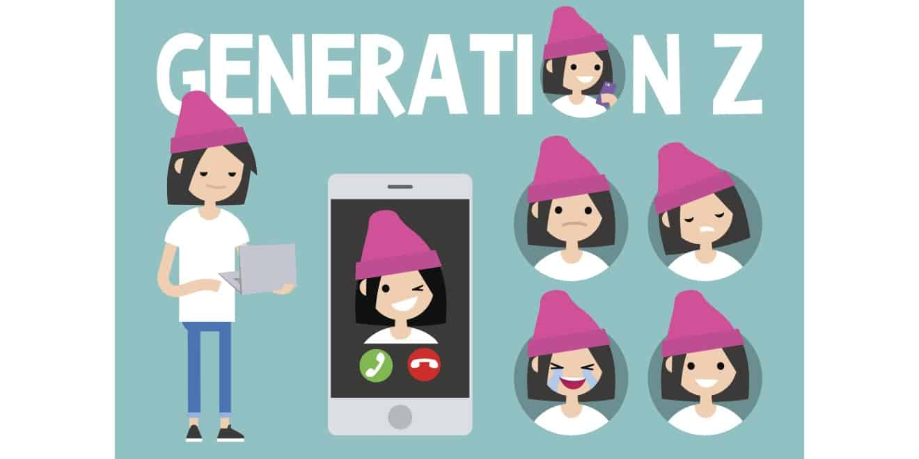 advertise to generation z