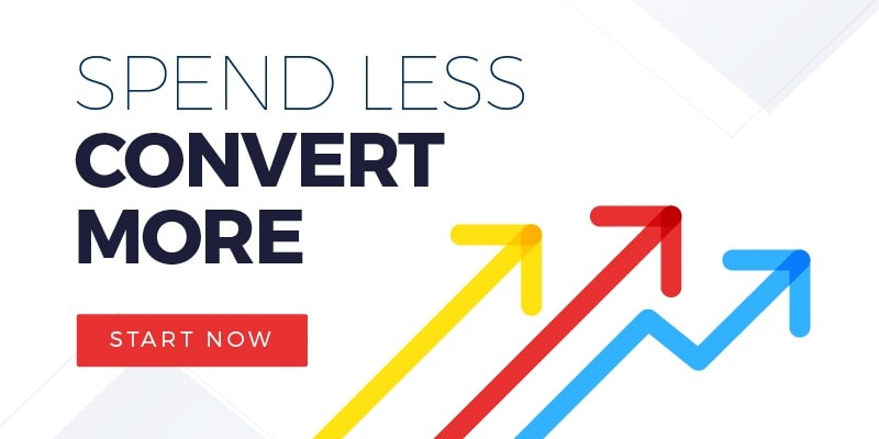 Spend Less Convert More