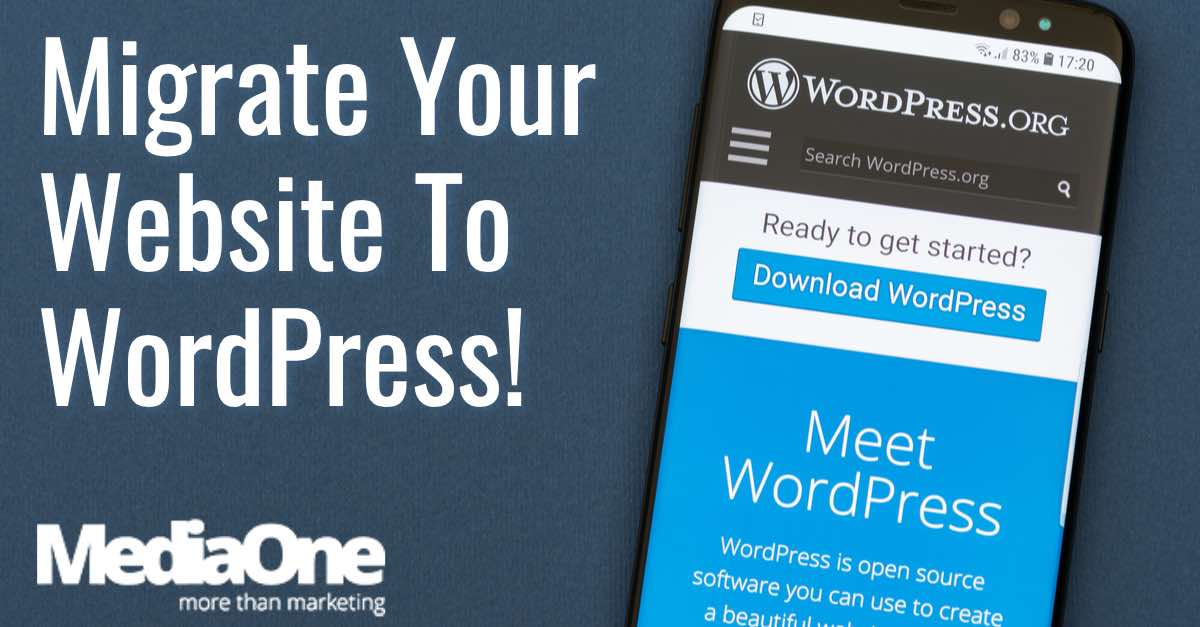 migrating singapore website to wordpress
