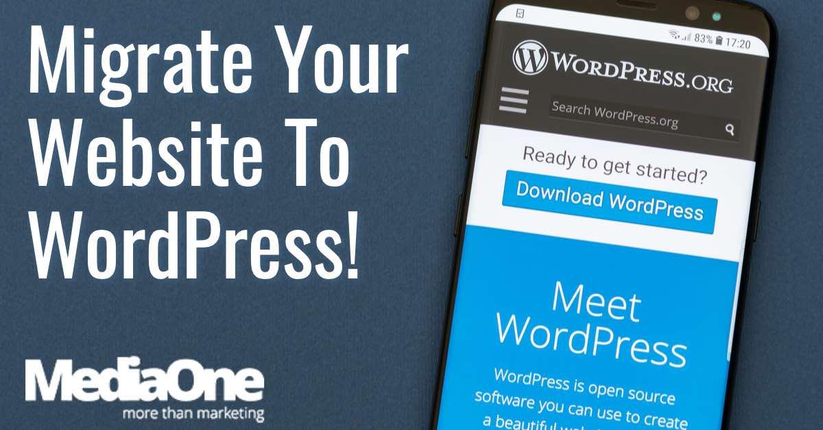 migrating singapore website to wordpress