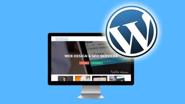 WordPress website in Singapore